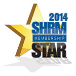 SHRM Membership Star status for 2014